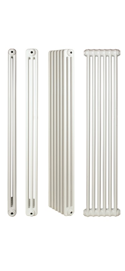 roma vertical column radiator