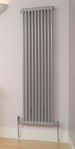 roma vertical 2 column radiator