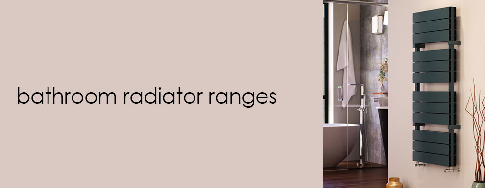 Apollo Bathroom Radiator Ranges