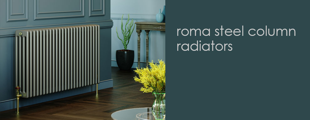 Apollo Roma Steel Column Radiators
