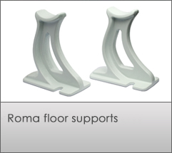 Roma Floor Supports