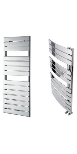 palermo offset towel warmer